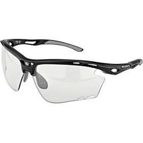 Rudy Project Propulse Okulary, matte black/impactX 2 photochromic black